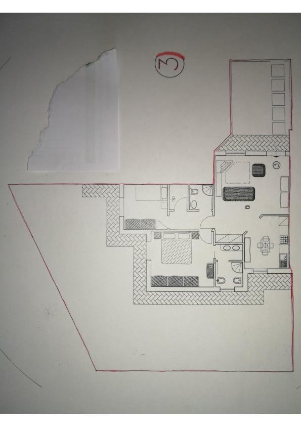 Planimetria 1/1 per rif. 891